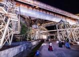 富士工場夜景ツアー