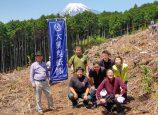 第25回・富士山麓ブナ林創造事業への参加