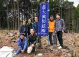 第26回・富士山麓ブナ林創造事業への参加